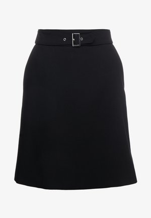 RIMENAS - A-line skirt - black