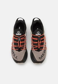 Merrell - LONG SKY SEWN - Zapatillas de trail running - black - 7