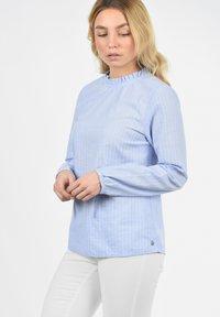 Blendshe - ANNI - Blouse - light blue - 2