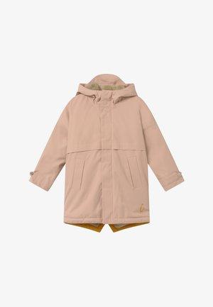 DESERT FOX UNISEX - Zimní kabát - evening pink