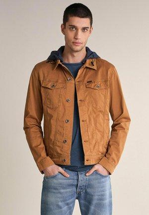 Denim jacket - braun_9184