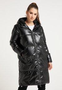 myMo ROCKS - Winter coat - schwarz - 0