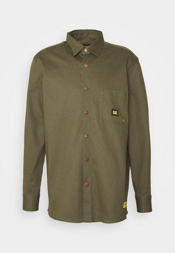 CAT SHIRT - Camisa - military
