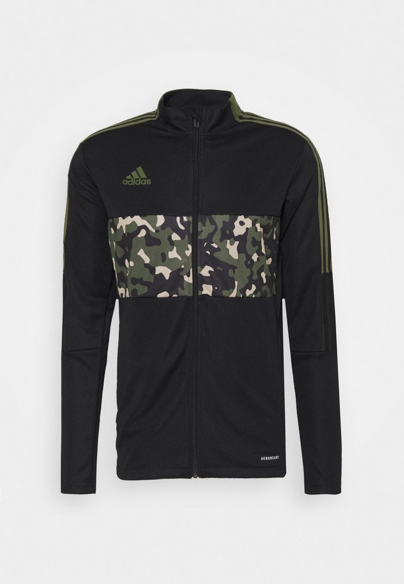 adidas Performance - TIRO - Træningsjakker - black