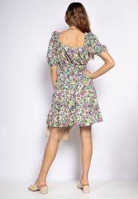 Mottele - Vestido informal - verde - 1