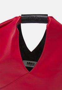 MM6 Maison Margiela - JAPANESE CIRCLE BAG - Tote bag - red - 3