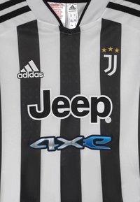 adidas Performance - JUVENTUS TURIN H MINI SET UNISEX - Pelipaita - white/black - 2