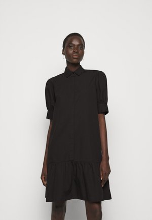 FREYIE ALISE SHIRTDRESS - Shirt dress - black