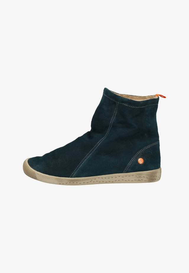 Classic ankle boots - Petrol