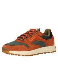 GANT - Sneakers laag - b.orange/tart.green g - 2