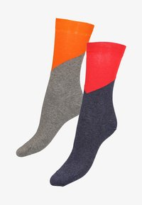 Libertad - 2 PACK - Socks - grey - 1