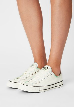 CHUCK TAYLOR ALL STAR SUMMER FEST - Sneaker low - egret/chambray blue/black