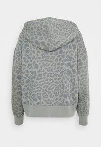 Nike Performance - Sweatshirt - particle grey/white - 1