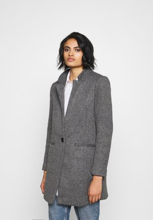 ONQREGINA AINE COATIGAN  - Short coat - dark grey