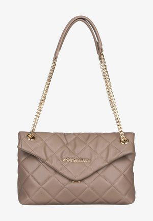 OCARINA PATTINA - Handbag - taupe