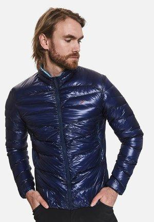 STRATO - Down jacket - eblu/blat