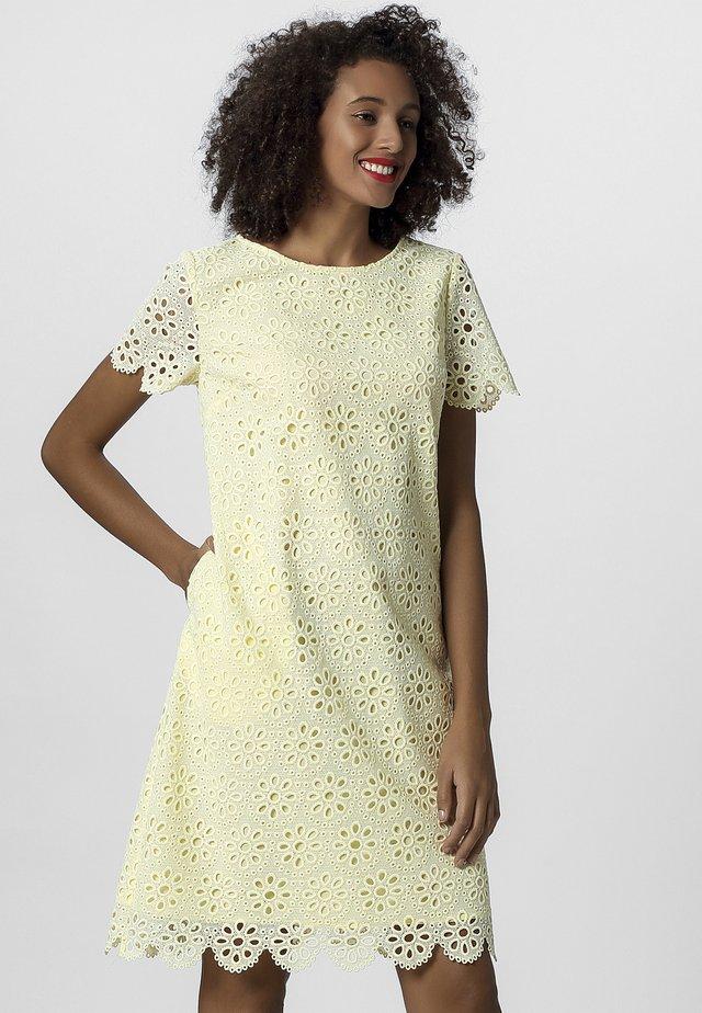 Day dress - vanille