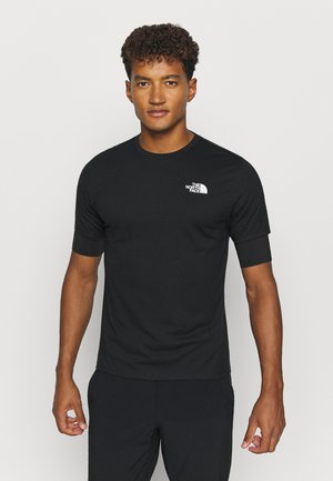 ACTIVE TRAIL - Basic T-shirt - black