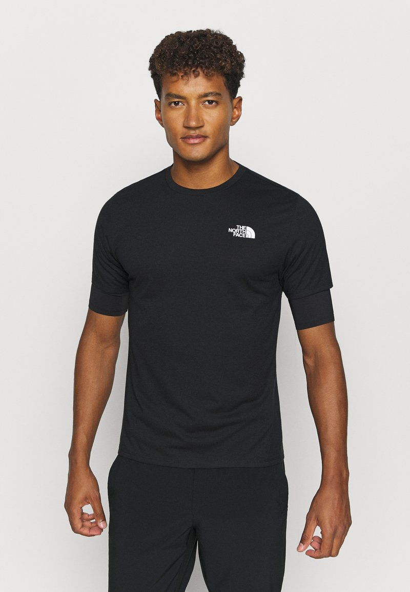 The North Face - ACTIVE TRAIL - Jednoduché triko - black