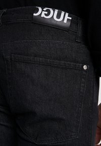 HUGO - Jean slim - charcoal - 5