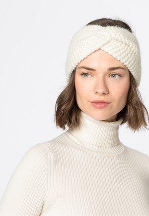 Ear warmers - crème