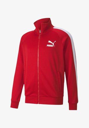 ICONIC  - Training jacket - high risk red