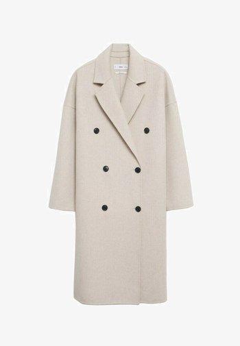 Klassinen takki - steenkleur