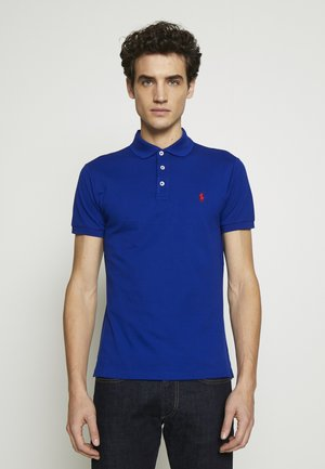 SLIM FIT MODEL - Koszulka polo - heritage royal
