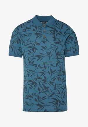 KENIN  - Polo shirt - blue denim, black