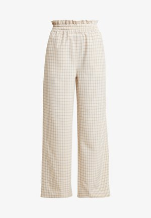 OLLY PANT - Trousers - beige