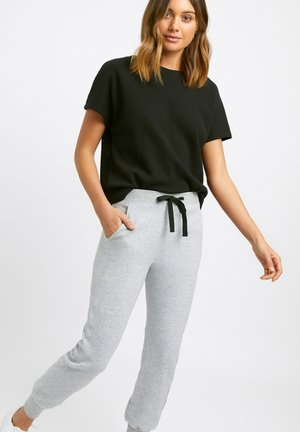 Tracksuit bottoms - ty gris moyen