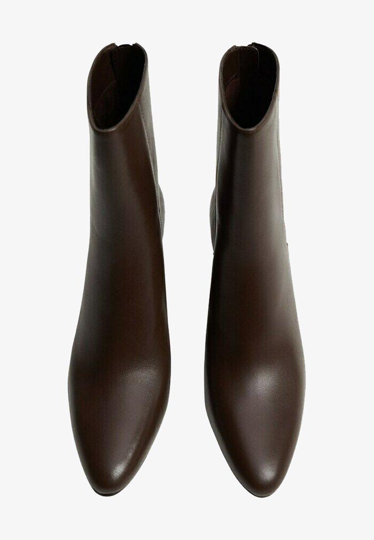 Violeta by Mango - LAURA - Kotníková obuv - braun