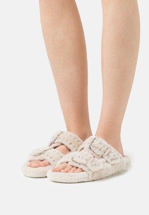 VERSO - Slippers - natur