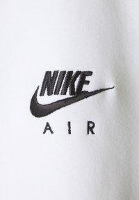 Nike Sportswear - AIR HOODIE - Luvtröja - white/photon dust/black - 2