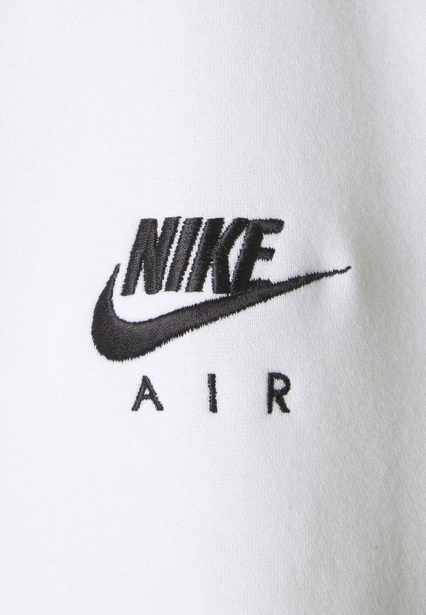 Nike Sportswear AIR HOODIE - Bluza z kapturem - white/photon dust/black/biały Odzież Męska DKAK