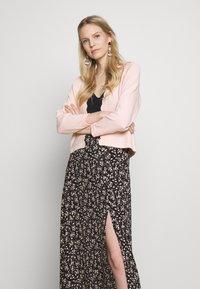 Esprit Collection - BOLERO W LACE - Kardigan - pastel pink - 4