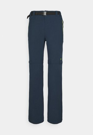 MAN ZIP OFF PANT - Trousers - cosmo