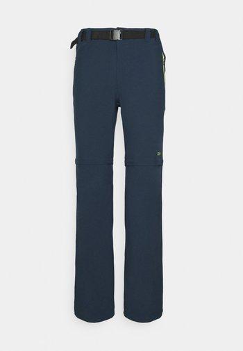 MAN ZIP OFF PANT - Kalhoty - cosmo