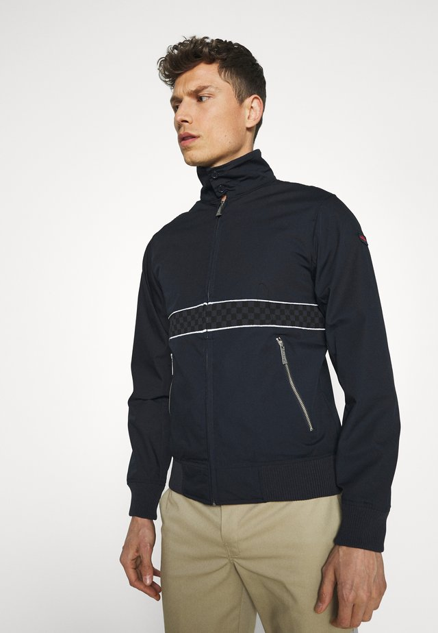 HARRINGTON SCOOT - Let jakke / Sommerjakker - marine