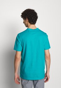 PS Paul Smith - T-Shirt print - neon blue - 2