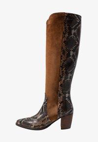 Maripé - Cowboy/Biker boots - patagunia rovere/bruciato - 1