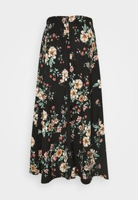 ONLY - ONLZILLE NAYA SKIRT - Maxi skirt - black - 7
