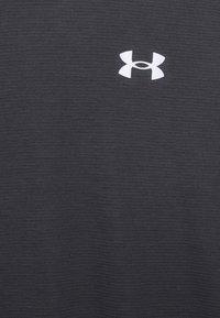 Under Armour - STREAKER - Camiseta estampada - black - 5