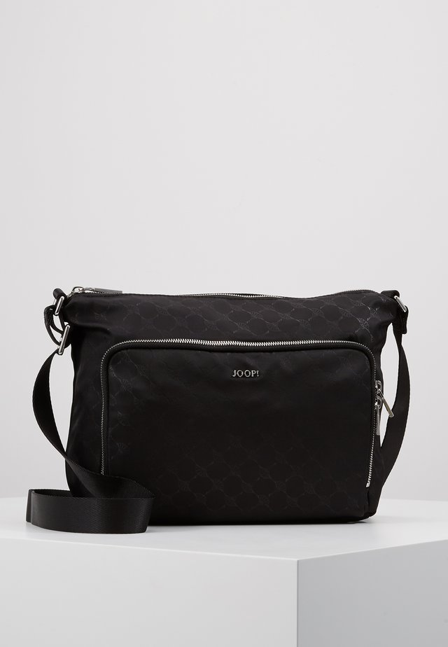 CORNFLOWER BELA SHOULDERBAG - Sac bandoulière - black