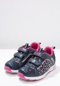 LICO - SHINE - Trainers - marine/pink - 2