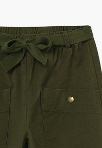 Soft Gallery - GABY - Kalhoty - ivy green - 4