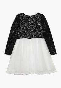 Derhy Kids - ELISA - Vestito elegante - blanc/noir - 1