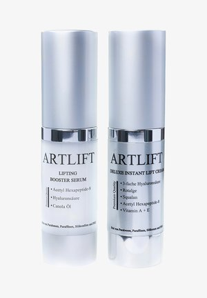 LIFTING BOOSTER & DELUXE LIFT CREAM - Skincare set - -