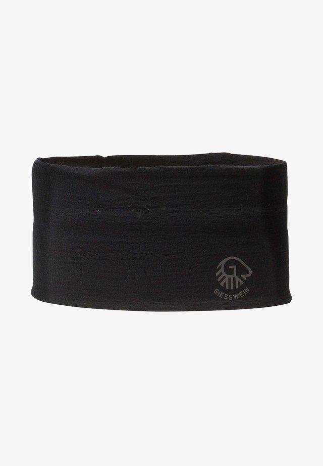BRENTENJOCH - Ear warmers - black