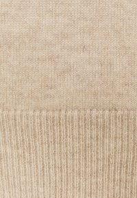 pure cashmere - TURTLENECK - Jumper - oatmeal - 2